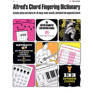 Chord Fingering Dictionary