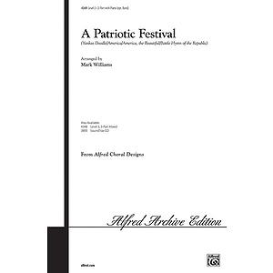 Patriotic Festival, A - 2-Part