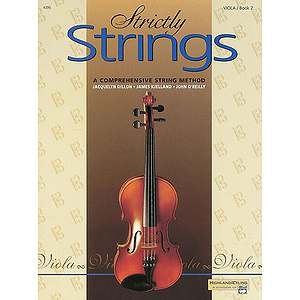 Strictly Strings, Book 2: Viola