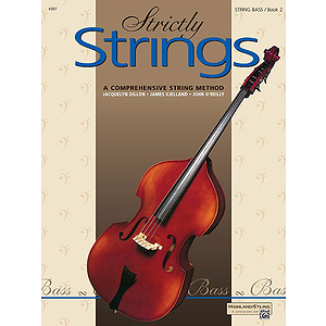 Strictly Strings, Book 2: Bass
