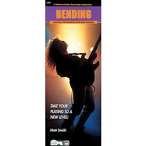 Bending (Guitar Technique Builders Series) (Handy Guide)