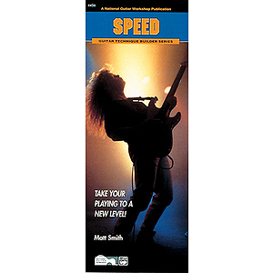 Speed (Guitar Technique Builders Series) - Handy Guide