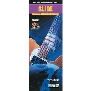 Slide (Guitar Technique Builders Series) - Handy Guide