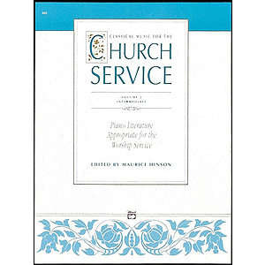 Classical Music for The Church Service - Volume 2