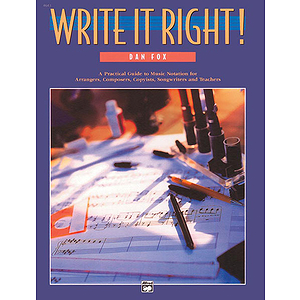 Write It Right! (Manual)