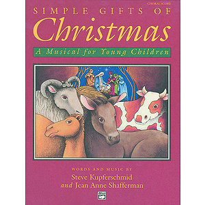 Simple Gifts of Christmas - Singer's Edition 5-Pack