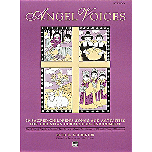 Angel Voices - Songbook