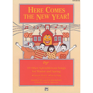 Here Comes the New Year! - Songbook