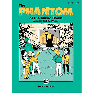 Phantom of The Music Room - Director's Score