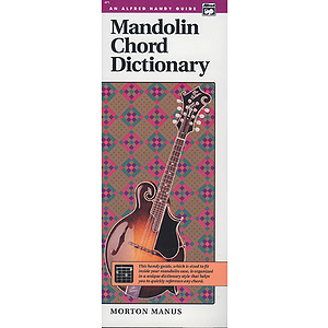 Mandolin Chord Dictionary (Handy Guide)