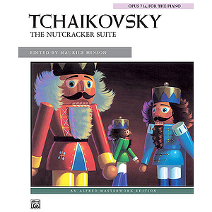 Peter Ilyich Tchaikovsky - Nutcracker Suite, the (Solo Piano)