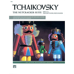 Tchaikovsky - Nutcracker Suite, the (1P, 4H)