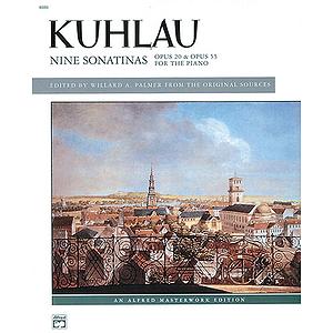 Kuhlau - 9 Sonatinas, Opp. 20 & 55
