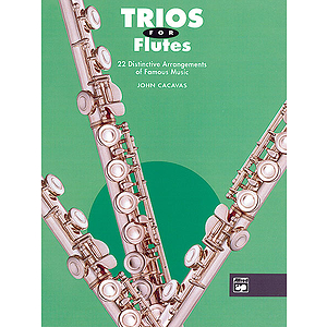 Trios for Flutes, Book