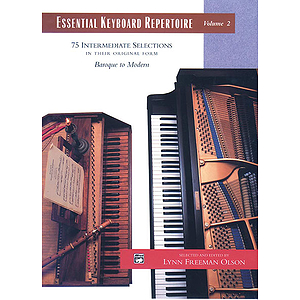 Essential Keyboard Repertoire, Volume 2 - Book Only