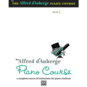 Alfred D'auberge Piano Course - Lesson Book 2
