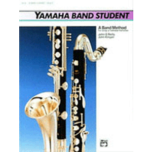 Yamaha Band Student, Book 3: Oboe