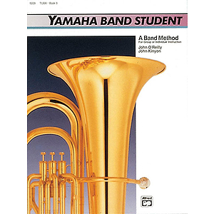 Yamaha Band Student, Book 3: Tuba
