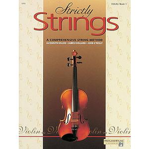 Strictly Strings, Book 1: Violin