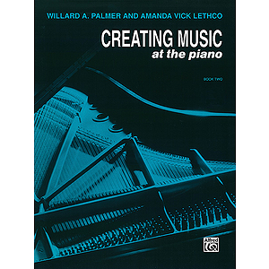 Creating Music At the Piano Lesson Book - Book 2