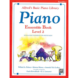 Alfred's Basic Piano Course - Ensemble Book Level 2