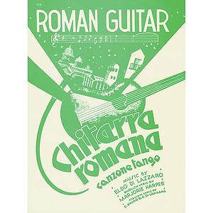 Roman Guitar - P/V Sheet