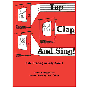 Tap Clap and Sing Book 1