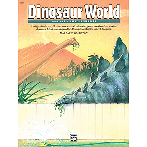 Dinosaur World - Book 1