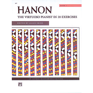 Hanon - the Virtuoso Pianist, Book 1