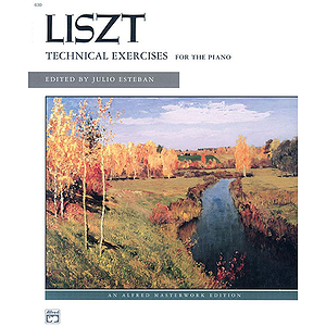 Liszt - Technical Exercises (Complete)