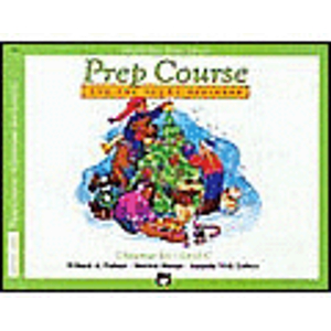 Alfred's Basic Piano Prep Course - Christmas Joy! Level C