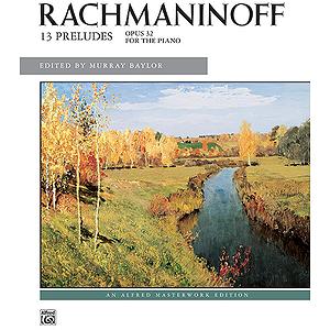 Rachmaninoff - Preludes, Op. 32
