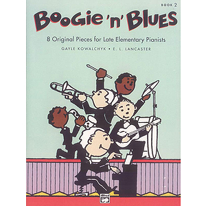 Boogie 'N' Blues - Book 2