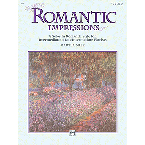 Romantic Impressions - Book 2
