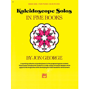 Kaleidoscope Solos - Book 1