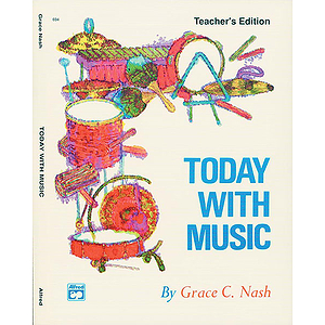 Today with Music - Teacher&#039;s Book