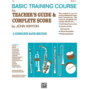 John Kinyon's Basic Training Course, Book 1: French Horn