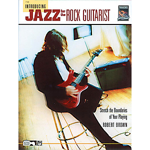 Introducing Jazz for The Rock Guitarist - Book