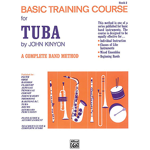 John Kinyon's Basic Training Course, Book 2: Tuba
