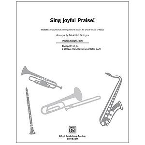 Sing Joyful Praise! - InstruPax