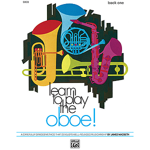 Learn To Play Oboe, Book 1