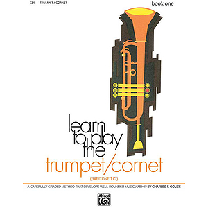 Learn To Play Trumpet/Cornet, Baritone T.c., Book 1