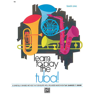 Learn To Play Tuba, Book 1