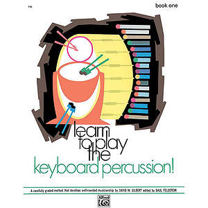 Learn To Play Percussion, Book 1
