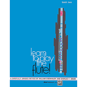 Learn To Play Flute, Book 2