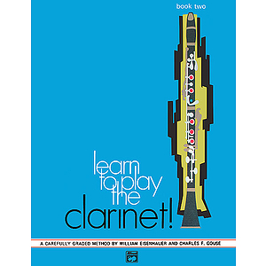 Learn To Play Clarinet, Book 2