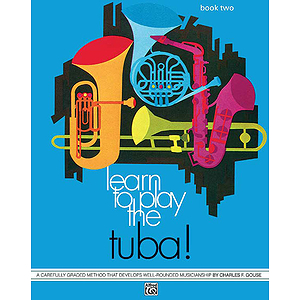 Learn To Play Tuba, Book 2