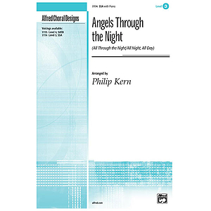 Angels Through the Night - SSA