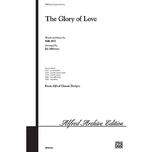 Glory of Love, the - 2-Part
