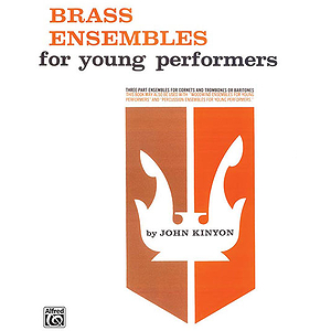Brass Ensembles for Young Performers: 2 Cornets, Trombone